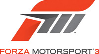 'Forza Motorsport 3' game logo