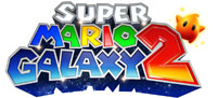 Super Mario Galaxy 2 game logo