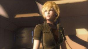 Cinetatic image of Samus Aran from Metroid: Other M