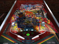 Tutorial mode example from Pinball Hall of Fame: The Gottlieb Collection