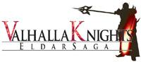 'Valhalla Knights: Eldar Saga' game logo