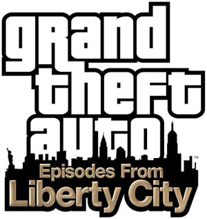 Grand Theft Auto: Episodes from Liberty City game logo