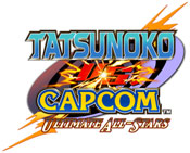 Tatsunoko Vs. Capcom Ultimate All-Stars game logo