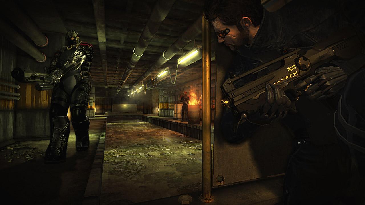 Deus Ex: Human Revolution - Augmented Edition [Download]