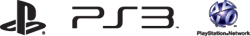 The PS3 logo