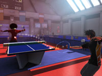 Ping-pong game from Sports Champions