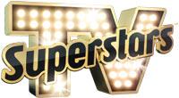 TV Superstars game logo