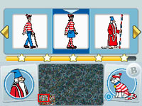 Find Wenda puzzle from Where's Waldo?: The Fantastic Journey for DS and DSi
