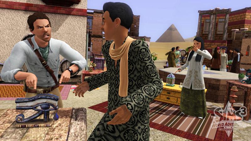 Sims 3 World Adventures Keygen