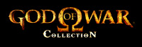 God of War Collection game logo