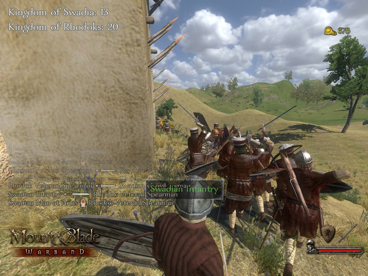 mount and blade warband activation code