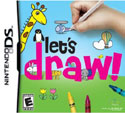 Let's Draw! game logo