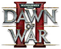 Warhammer 40,000: Dawn of War II game logo