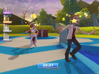 The ability to replay wipouts with the Wii Remote in Wipeout: the Game