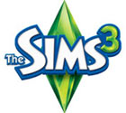 The Sims 3 for Xbox 360 game logo