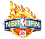 NBA JAM game logo