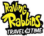 Raving Rabbids: Travel in Time game logo