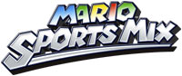 Mario Sports Mix game logo