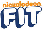 Nickelodeon Fit game logo