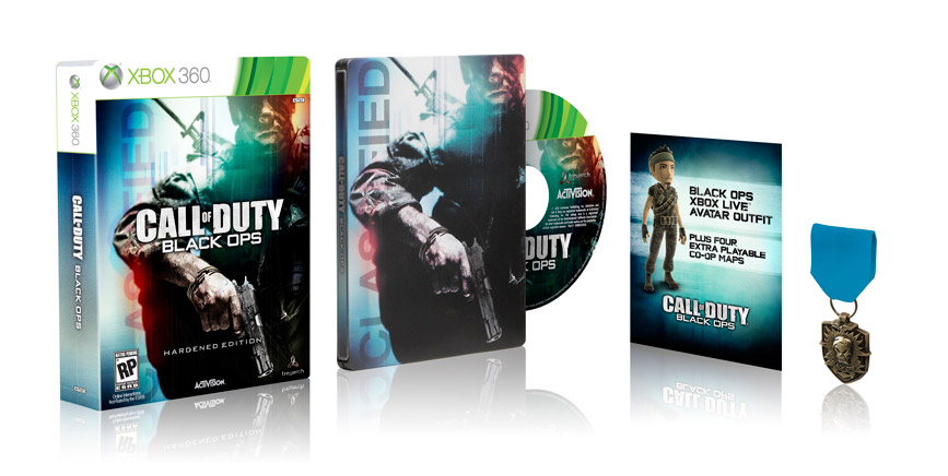 Call of Duty:Black Ops Prestige edition