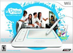uDraw Game Tablet box including uDraw Studio