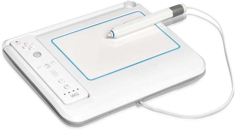 UDraw Tablet Including UDraw Studio Wii Amazoncouk