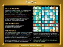 Britannica Sudoku Unlimited