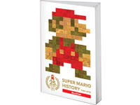 32-page Super Mario History booklet included with Super Mario All-Stars: Limited Edition