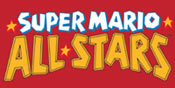 Super Mario All-Stars game compilation logo