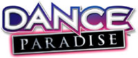 Dance Paradise game logo