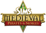 The Sims Medieval: Pirates and Nobles game logo