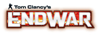 'Tom Clancy's EndWar' game logo