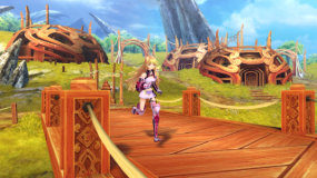 Crossing the Bridge in Tales of Xillia