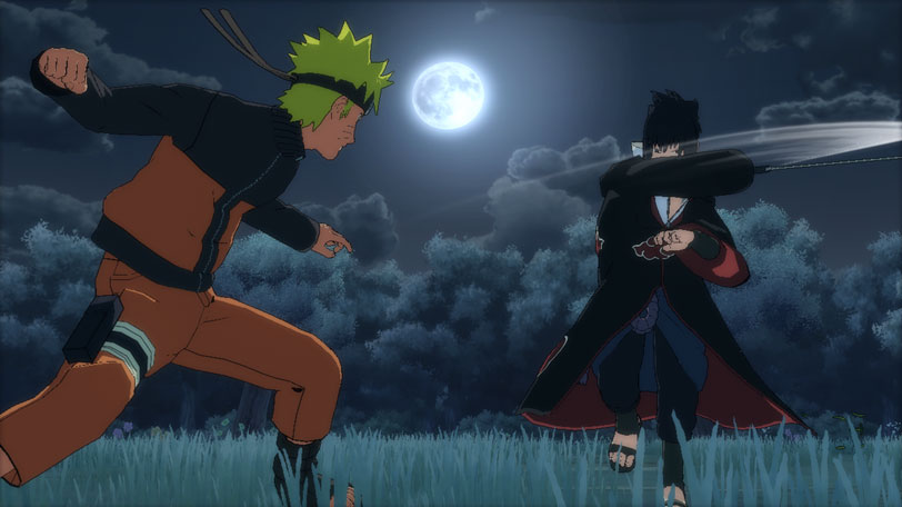 naruto vs sasuke shippuden final battle. Naruto VS Sasuke.