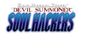Soul hackers logo