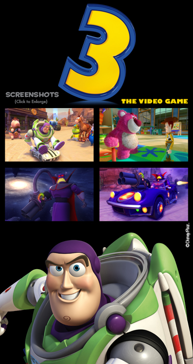 Toy Story 3 Games To Play : Toy story ps razorgames