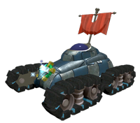 Spore Vehicles
