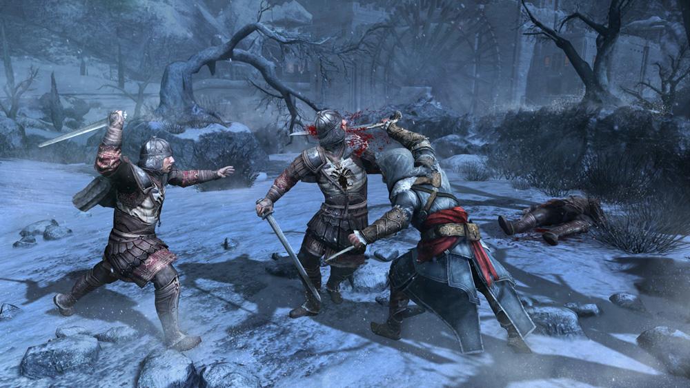 Assassin's Creed Revelations (PS3): Amazon.co.uk: PC