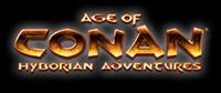 'Age of Conan: Hyborian Adventures' game logo