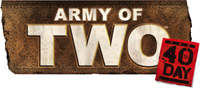 Army of Two: The 40th Day game logo