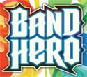 Band Hero game logo