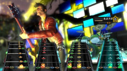 Import Guitar Hero World Tour and Guitar Hero DLC into Band Hero