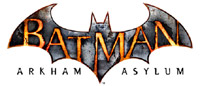 'Batman: Arkham Asylum' game logo