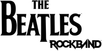 'The Beatles: Rock Band' game logo