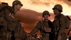 Squad members from 'Brothers in Arms: Hell's Highway'