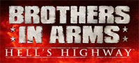 'Brothers in Arms: Hell's Highway' game logo