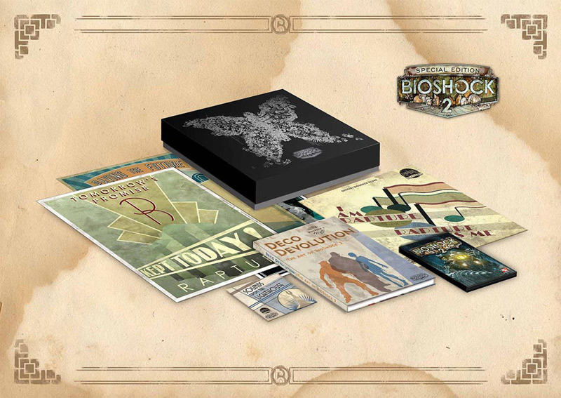 bioshock2.se.lg BioShock 2 Special Edition (Xbox 360) + $5 MP3 Credit   $40 + Free Shipping