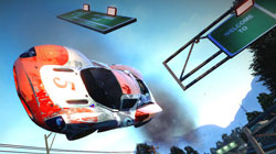 In Paradise City even cars can fly