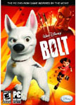 'Walt Disney's Bolt' box for PC