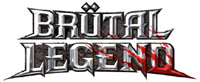 'Brütal Legend' game logo